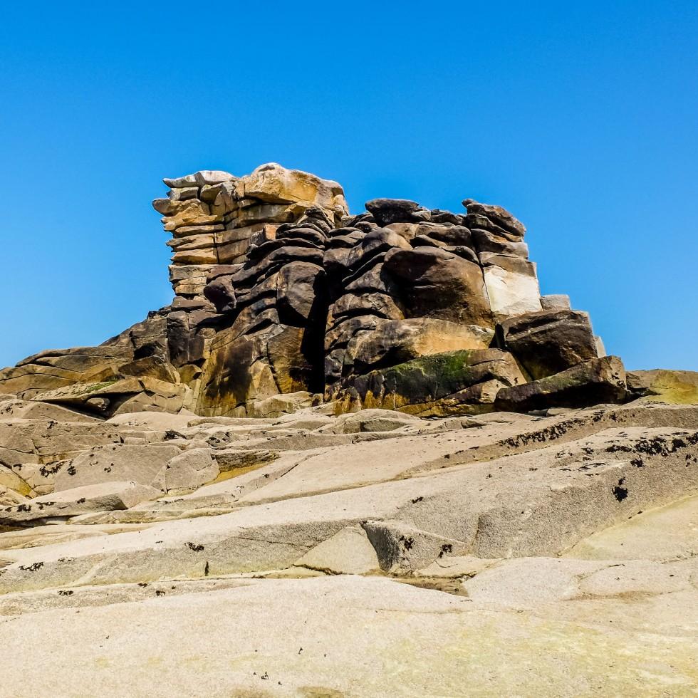 Le rocher du Corbeau